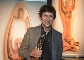 Patrice Michaud a remporté le Félix du Scripteur de l'année